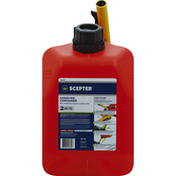 Scepter Gasoline Container