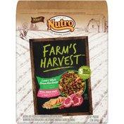 NUTRO Farm's Harvest Small Breed Adult Lamb & Whole Brown Rice Recipe Dog Food