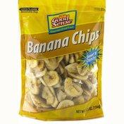 GoodSense Dried Banana Chips