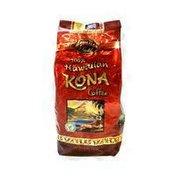 Hawaiian Gold 100% Hawaiian Kona Ground Coffee