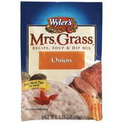 Wyler's Mrs. Grass Onion Recipe Soup & Dip Mix