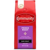 Community Coffee French Roast Ground Coffee