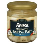 Reese's Hearts of Palm, Marinated
