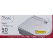 Mead No. 10 White Envelopes