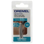 Dremel Cutter, High Speed, 192, 2 Pack
