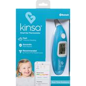 Kinsa Ear Thermometer, Smart, Bluetooth