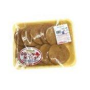 Breaded Chicken Patties F/P