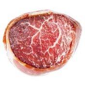 Bacon Wrapped Bottom Sirloin Filet