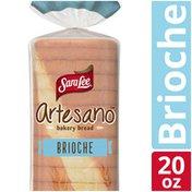Sara Lee Artesano Brioche Bakery Bread