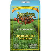 Bigelow Charleston Tea Plantation Original American Classic Tea Charleston Tea Plantation Original