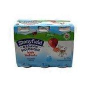 Stonyfield Organic Strawberry Drinkable Yogurt