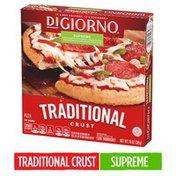 DiGiorno Supreme Traditional Crust Frozen Pizza
