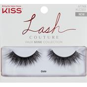 Kiss Lash Couture, Gala