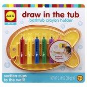 Alex Bathtub Crayons Holder