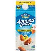 Almond Breeze Reduced Sugar Vanilla Almondmilk