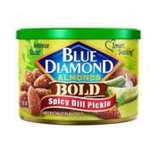 Blue Diamond BOLD Almonds, Spicy Dill Pickle