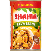 Shahia Fava Beans with Cumin