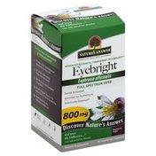 Nature's Answer Eyebright, Full Spectrum Herb, 800 mg, Vegetarian Capsules