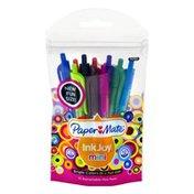 Paper Mate Ink Joy Mini Retractable Pens Bright Colors - 10 CT