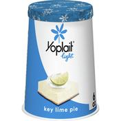 Yoplait Light Yogurt, Fat Free Yogurt, Key Lime Pie