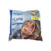 Fremont Fish Market Tilapia Fillets Value Pack