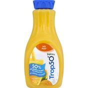 Tropicana Juice Beverage, Orange, No Pulp