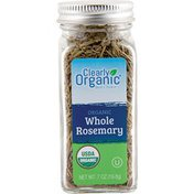 Clearly Organic Organic Whole Rosemary