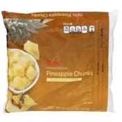 Hy-Vee Unsweetened Pineapple Chunks