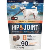 VetIQ Soft Chews, Chicken Flavored, Hip & Joint