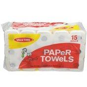 Valu Time Paper Towels