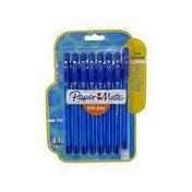 Paper Mate Inkjoy Blue 100St Pens