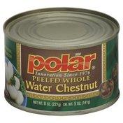 Polar Water Chestnut, Peeled Whole