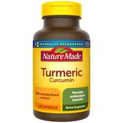 Nature Made Turmeric 500 mg Capsules
