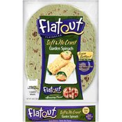 Flatout Soft & No Crust Garden Spinach Flatbread