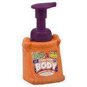 Kandoo Body Wash, Moisturizing, Foam, Funny Berry