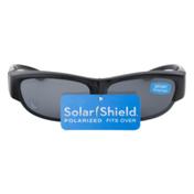 Solar Shield Polarized Fits Over Lenses Sport Size L