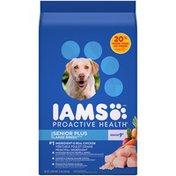 IAMS Proactive Health Senior Plus Large Breed IAMS ProActive Health Senior Plus Large Breed Dog Food