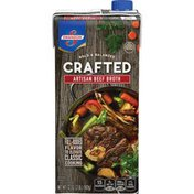 Swanson® Crafted Artisan Beef Broth