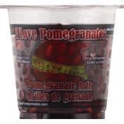 I Love Pomegranates Pomegranate Arils