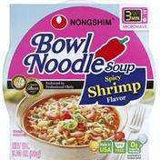 Nongshim Bowl Noodle Soup Spicy Shrimp