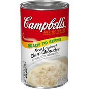 Campbell's® New England Clam Chowder