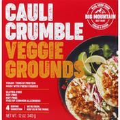 Big Mountain Foods Veggie Grounds, Cauli Crumble