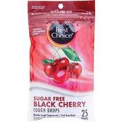 Best Choice Sugar Free Black Cherry Cough Drops