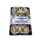 Uwajimaya Shrimp & Crab Roll