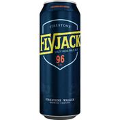 Firestone Walker Beer, Hazy India Pale Ale, Flyjack