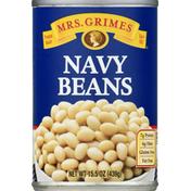 Mrs Grimes Navy Beans