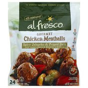 al fresco Chicken Meatballs