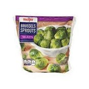 Meijer Brussels Sprouts