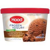 Hood Low Fat Chocolate Hazelnut Chip Frozen Yogurt