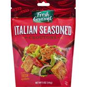 Fresh Gourmet Croutons, Italian Seasoned